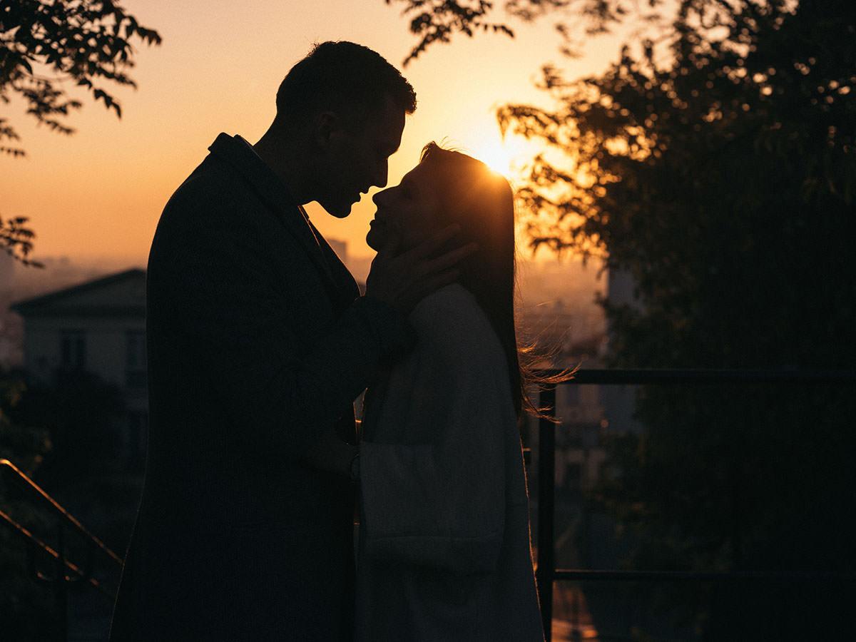 BW Engagement Photography Paris 002