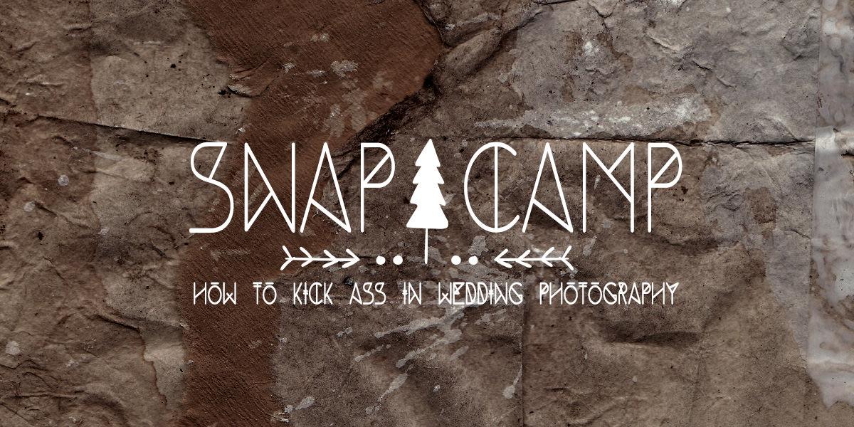 Snap Camp logo snap camp how