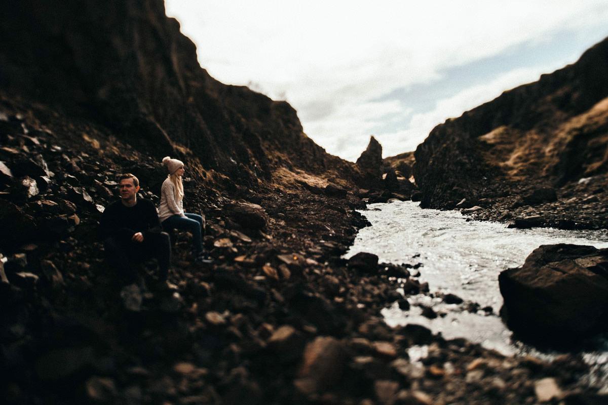 M&S - Iceland & Dwór Kolesin engagement session iceland 009