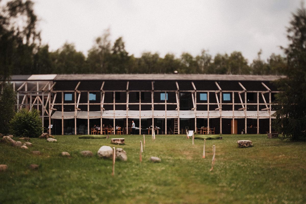 wesele w stodole oczyszczalnia miejsce