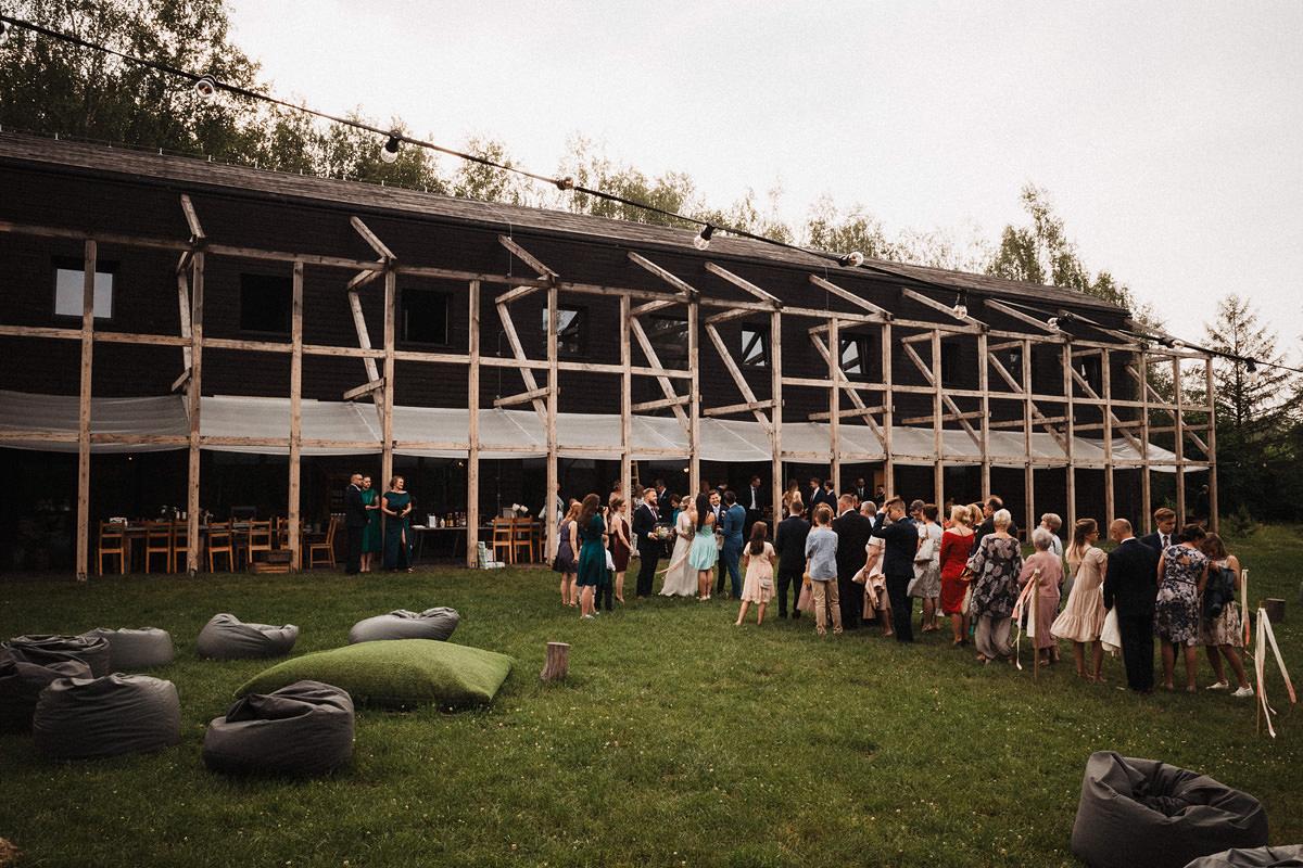 J&D Ślub plenerowy i wesele w stodole - Oczyszczalnia Miejsce wesele oczyszczalnia the snap shots 046 1