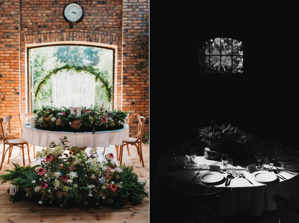 Cicha 23 - dekoracje kwiatowe, detale ślubne