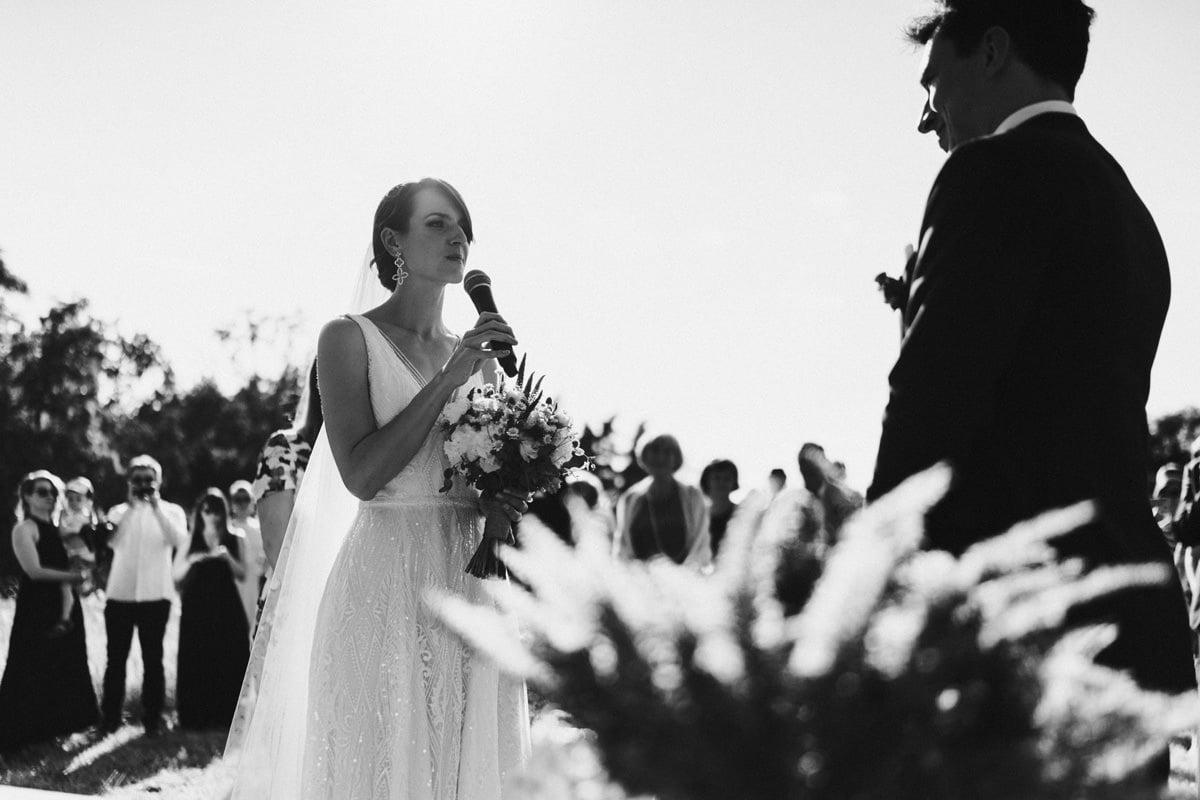 Cicha 23 - przysięga ślubna