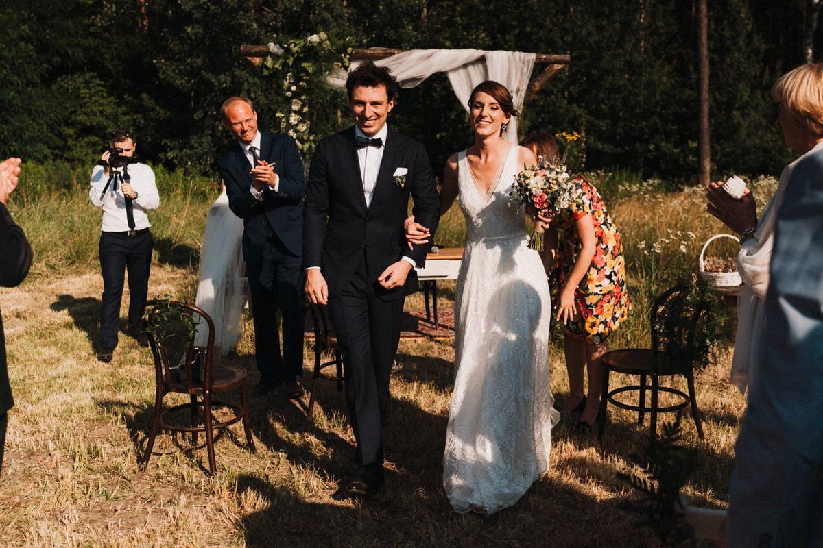 Cicha 23 - Nowożeńcy